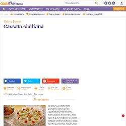 Ricetta Cassata siciliana