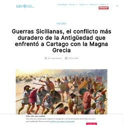 Guerras Sicilianas, el conflicto más duradero de la Antigüedad que enfrentó a Cartago con la Magna Grecia