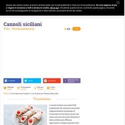 Ricetta Cannoli siciliani