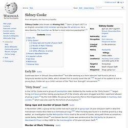 Sidney Cooke