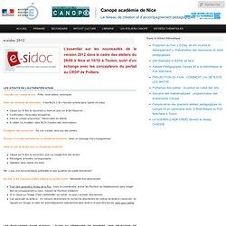 CRDP de l'académie de Nice