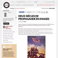 Deux siècles de propagande en images