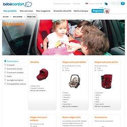 Sièges auto Bébé Confort : nacelles, Cosi et sièges auto