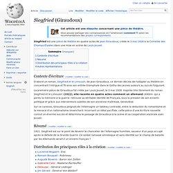 Siegfried (Giraudoux)