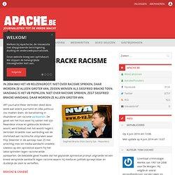 Hoe Siegfried Bracke racisme tolereert » Apache.be