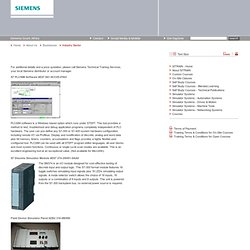 Siemens Southern Africa - Sitrain - Automation Systems