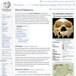 Sierra d'Atapuerca