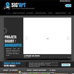 SIG'ArT (sigart) - accueil