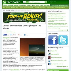 China's Second Mass UFO Sighting In Two Weeks - Technorati Technology - (Build 20100722150226)