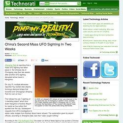 China's Second Mass UFO Sighting In Two Weeks - Technorati Technology - (Build 20100722150226)