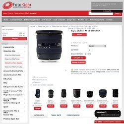 Sigma 10-20mm F4-5.6 EX DC HSM - FotoGear