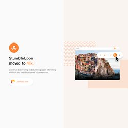 Search Stumbleupon