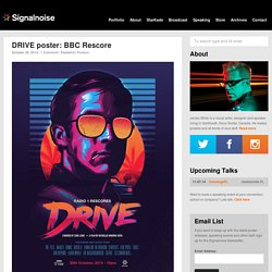 Signalnoise.com - The art of James White
