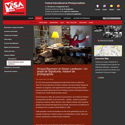 Visa pour l'Image Perpignan 2015 - Arnaud Baumann / Sipa Press et Xavier Lambours / Signatures