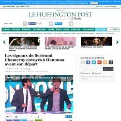 Les signaux de Bertrand Chameroy envoyés à Hanouna avant son départ