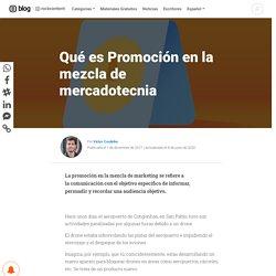 Descubre qué significa la P de promoción en el Marketing Mix