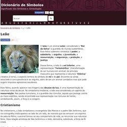 Significado de Leão - Dicionário de Símbolos