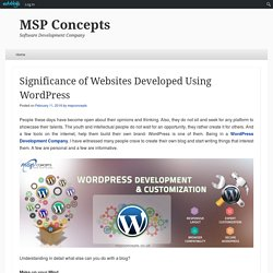 Easy Content Management with Wordpress Plugin Development