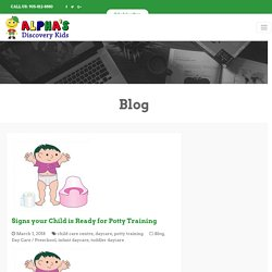 Infant Daycare Mississauga - Alpha Discovery Kids