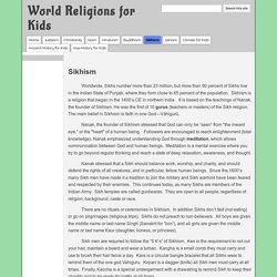 Sikhism - World Religions for Kids
