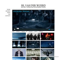 Sil van der Woerd » Official Site
