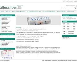 Nachrichten - allessilber.de - Silberankauf, die beste Entscheidung für Ihr Altsilber