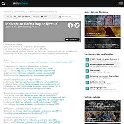 Le silence au cinéma (top de Blow Up), une liste de films par Clemistou