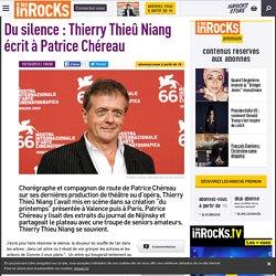 Thierry Thieû Niang et Patrice Chéreau