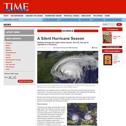 A Silent Hurricane Season