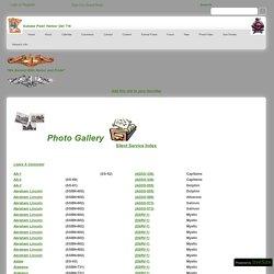 Silent Service Photo Index