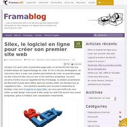Silex, le logiciel en ligne pour créer son premier site web