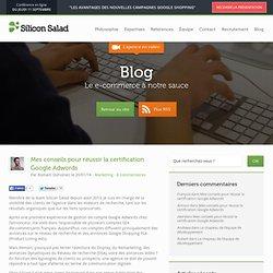 Silicon Salad rejoint le réseau Google Partners