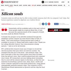 Silicon souls
