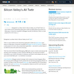 2006 Silicon Valley's All Twttr
