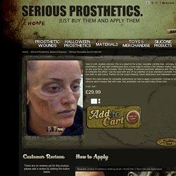 Silicone Prosthetics, Masks & Displays