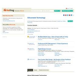 Siliconweb Technology, Rohini New Delhi - website design company