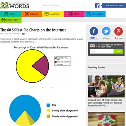 The 60 Silliest Pie Charts on the Internet