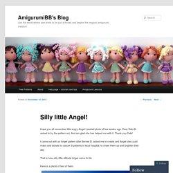 Silly little Angel!