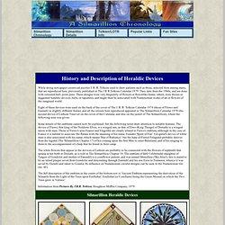Silmarillion Heraldic Devices