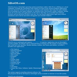 Windows4all.com - online virtual operating system