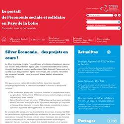 Silver Économie… des projets en cours ! - CRESS des Pays de Loire