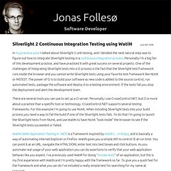 http://jonas.follesoe.no - Programming, Life an...