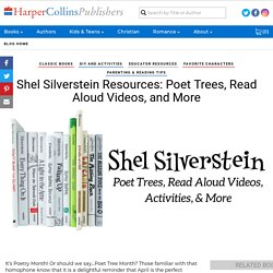 Shel Silverstein Resources: Poet Trees, Read Aloud Videos, and More