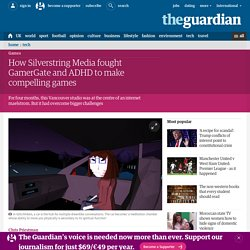 How Silverstring Media fought GamerGate and ADHD to make compelling games
