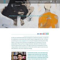 Silvia Federici : « Le féminisme d'État est au service du développement capitaliste »