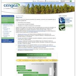 Software para la gestión sustentable de la silvicultura