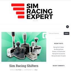 Sim Racing Shifters – Sim Racing Expert