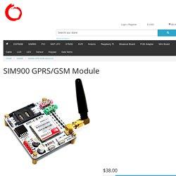 SIM900 GPRS/GSM Module - Make Your Idea