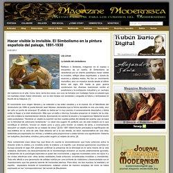 Hacer visible lo invisible. El Simbolismo en la pintura española del paisaje, 1891-1930 : Magazine Modernista – Revista digital para los curiosos del Modernismo