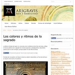 Los colores y ritmos de lo sagrado